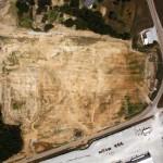 Aerial 1 June 2011
